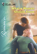 What A Woman Should Know (Mills & Boon Silhouette)