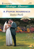 A Paper Marriage (Mills & Boon Cherish)