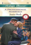 A Professional Marriage (Mills & Boon Cherish)