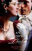 An Honourable Thief (Mills & Boon Historical)