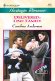 Delivered: One Family (Mills & Boon Cherish)