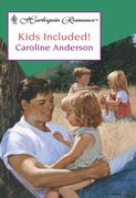 Kids Included (Mills & Boon Cherish)