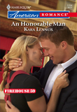 An Honorable Man (Mills & Boon American Romance)
