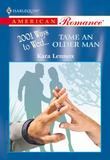 Tame An Older Man (Mills & Boon American Romance)