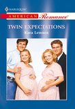 Twin Expectations (Mills & Boon American Romance)