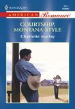 Courtship, Montana Style (Mills & Boon American Romance)