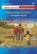 Montana Daddy (Mills & Boon American Romance)
