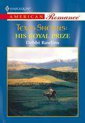 His Royal Prize (Mills & Boon American Romance)