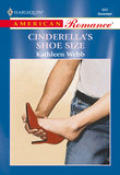 Cinderella's Shoe Size (Mills & Boon American Romance)