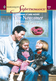 The Newcomer (Mills & Boon Vintage Superromance)