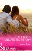 The Heir's Unexpected Return (Mills & Boon Cherish)