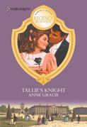 Tallie's Knight (Mills & Boon M&B)