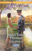 Small-Town Fireman (Mills & Boon Love Inspired) (Gordon Falls, Book 6)