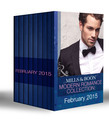 Mills & Boon Modern Romance Collection: February 2015 (Mills & Boon e-Book Collections)