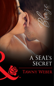 A SEAL's Secret (Mills & Boon Blaze) (Uniformly Hot!, Book 58)