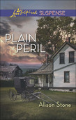 Plain Peril (Mills & Boon Love Inspired Suspense)