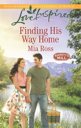Finding His Way Home (Mills & Boon Love Inspired) (Barrett's Mill, Book 3)