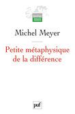 Petite métaphysique de la différence
