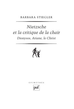 Nietzsche et la critique de la chair