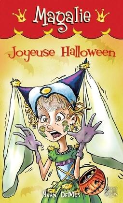 Magalie 8 - Joyeuse Halloween