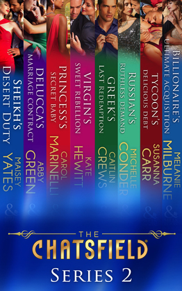 The Chatsfield: Series 2 (Mills & Boon e-Book Collections)