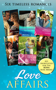 Love Affairs: Scandal's Virgin / Risk of a Lifetime / Taming Her Italian Boss / The Gentleman Rogue / Unveiling Lady Clare / The Heir of the Castle (Mills & Boon e-Book Collections)