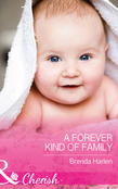 A Forever Kind of Family (Mills & Boon Cherish) (Those Engaging Garretts!, Book 7)