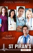 Just Friends? (Mills & Boon M&B)
