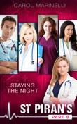 Staying the Night (Mills & Boon M&B)