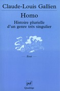 Homo. Histoire plurielle d'un genre très singulier