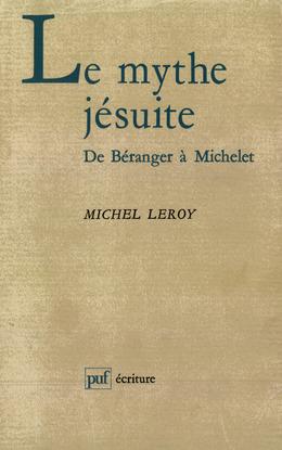 Le mythe jésuite