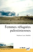 Femmes réfugiées palestiniennes