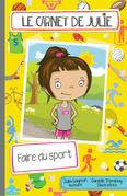Le carnet de Julie - Faire du sport
