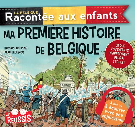 Ma première histoire de Belgique