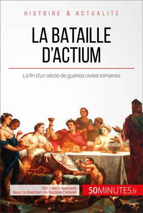 La bataille d'Actium