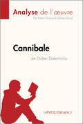 Cannibale de Didier Daeninckx (Fiche de lecture)