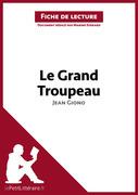 Le Grand Troupeau de Jean Giono (Fiche de lecture)