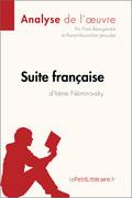 Suite française d'Irène Némirovsky (Fiche de lecture)
