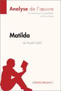 Matilda de Roald Dahl (Fiche de lecture)