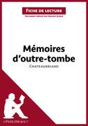 Mémoires d'outre-tombe de Chateaubriand (Fiche de lecture)