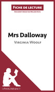 Mrs Dalloway de Virginia Woolf (Fiche de lecture)