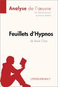 Feuillets d'Hypnos de René Char (Fiche de lecture)