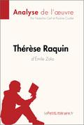 Thérèse Raquin de Émile Zola (Fiche de lecture)
