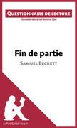 Fin de partie de Samuel Beckett
