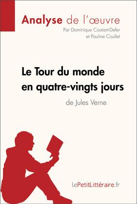 Le Tour du monde en quatre-vingt jours de Jules Verne (Fiche de lecture)
