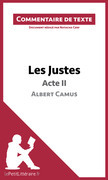 Les Justes de Camus - Acte II
