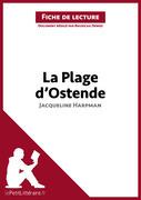 La Plage d'Ostende de Jacqueline Harpman (Fiche de lecture)
