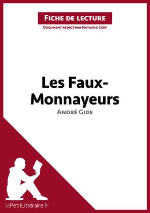 Les Faux-Monnayeurs d'André Gide (Fiche de lecture)