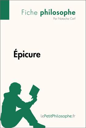 Épicure (Fiche philosophe)