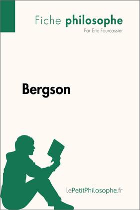 Bergson (Fiche philosophe)